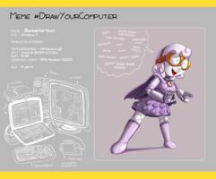 #DrawYourComputer by Fadri