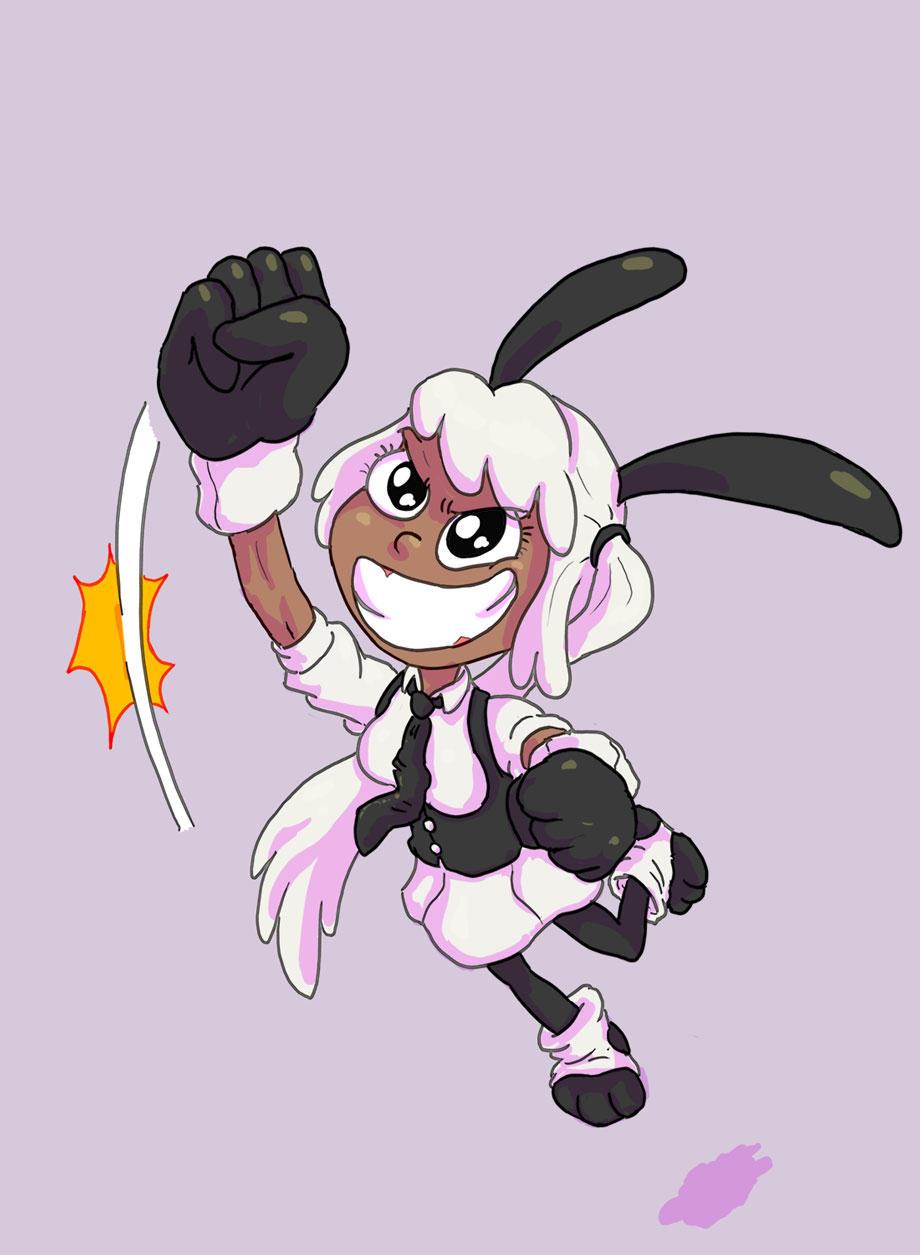 Rabbit Punch by Fadri