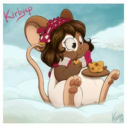 Transformice - Kirbycp by Kuraton