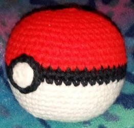 Poke Ball by Labyrinthgirl17