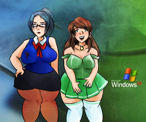 Windows XP Professional and Home Edition by Konata101