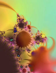 Sunflower zone by Lightpourer