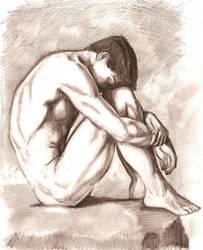nude male copy by Alleycatsgarden