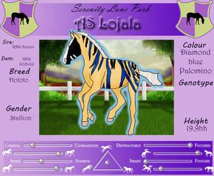 SLP AS Lojala by DiamondHorses