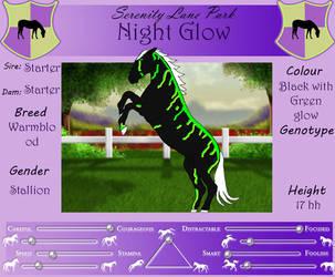SLP Night Glow by DiamondHorses