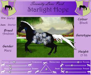 SLP Starlight Hope by DiamondHorses