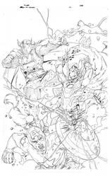 Avengers vs Pet Avengers 03 by igbarros