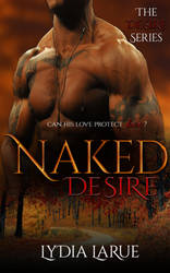 Book Cover Design - Naked Desire by NewYorkNovelist