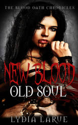 Book Cover Design - New Blood, Old Soul by NewYorkNovelist
