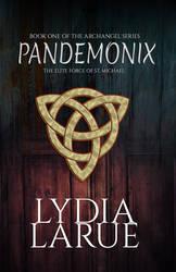 Book Cover Design - Pandemonix by NewYorkNovelist