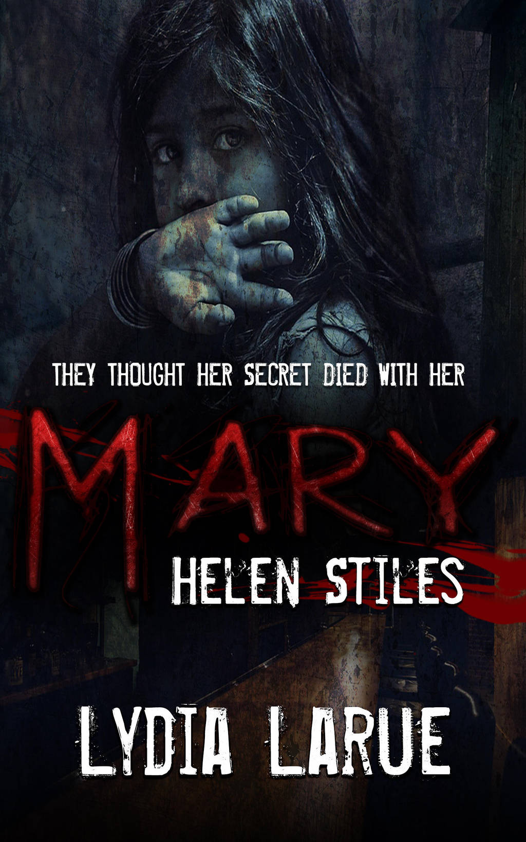 Book Cover Design - Mary Helen Stiles by NewYorkNovelist