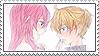 Len x Luka stamp by Hanatto
