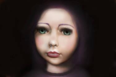 Doll by shrinead