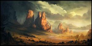 Natures Desolation by ChrisDrake1987