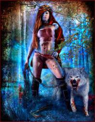 Red Riding Hood by jasonbeam