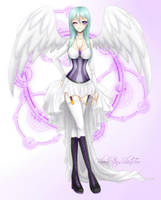 Crystal white by QueenSeal