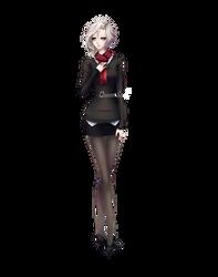 OC-tober 2: Rosaria by QueenSeal