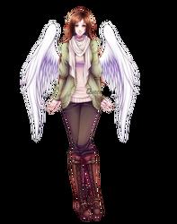 Oc-tober 7: Lilias by QueenSeal