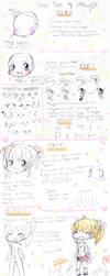 How to draw a Chibi by vynovegil