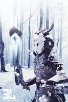 Guild Wars 2 Cosplay by Xaomi