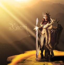 Leona the Radiant Dawn by Xaomi