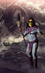 Skeletor by Xaomi