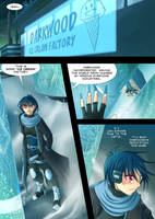 Convergence - Page 001 by suzuran