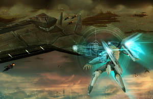Zone of the Enders by suzuran