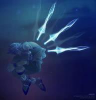 Ventus - Wing Blade by suzuran
