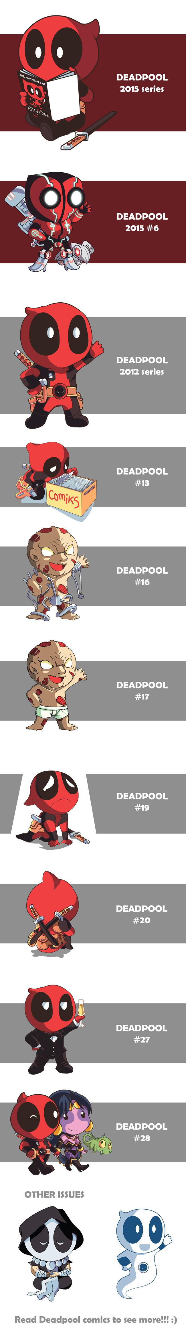 Easy Pikachu Deadpool Kawaii Chibi Drawings Www Galleryneed Com