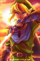The Legendary Warrior by suzuran