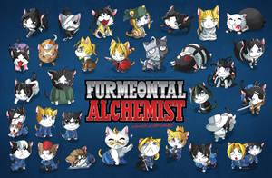 Fur Meowtal Alchemist by suzuran