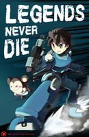 Legends Never Die by suzuran