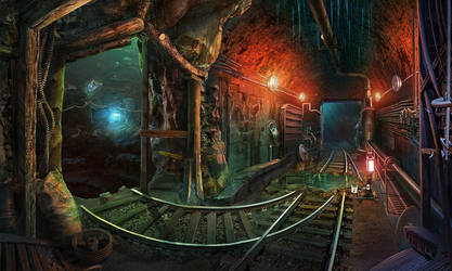 Catacombs by z714-alex