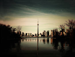 Deep Vintage Toronto by Cute-And-Bright