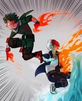 power couple by xShieru