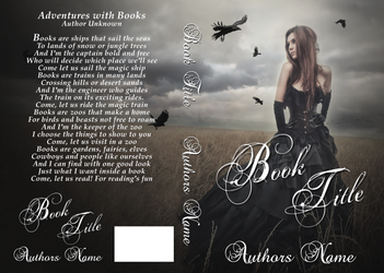 BCBD1610 Printable Cover 6x9 by bookcoverbydesign