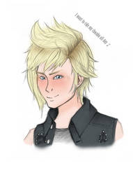 Prompto by KanonKunNyappy