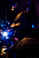 Batman - Classic by theahuramazda