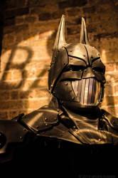 Batman - Metal and Rubber by theahuramazda