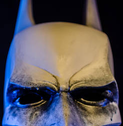 Batman - Dirty Mask by theahuramazda