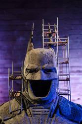 Batman - Under Construction by theahuramazda