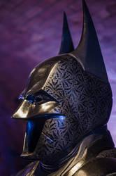 Batman - Patterned by theahuramazda