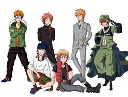 Crossover Orange by mina-hachi