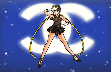 Swagga Moon by mina-hachi