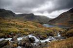 Snowdonia I by Mohain