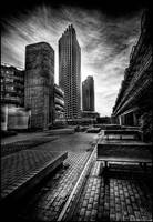 Barbican Estate - Revised by Mohain