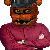Freddy Folding Arms by FreddyTheFazbear