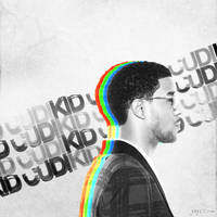 Kid Cudi album art. by jayrx