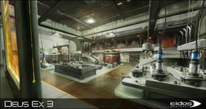 DX3_Lab by barontieri